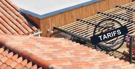 Nettoyage de toiture 06 à Antibes : couvreurs Couvreur Brunet